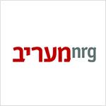 The NRG website logo